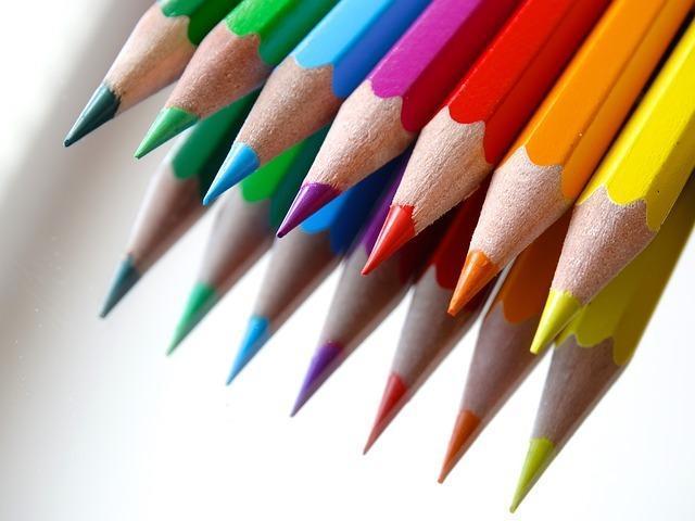 Основные цвета на английском языке