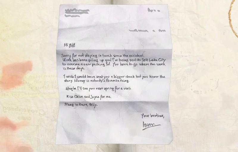 Письмо другу на английском
