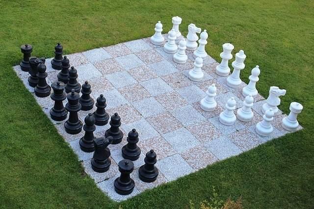 шахматные термины на английском языке