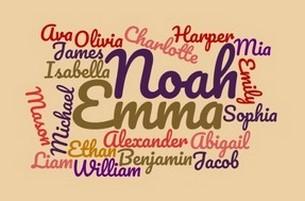 английские имена