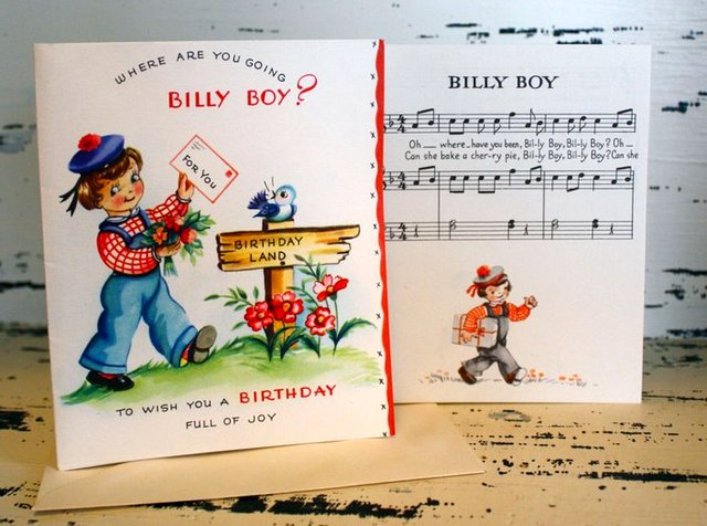 перевод песни billy boy малыш билли