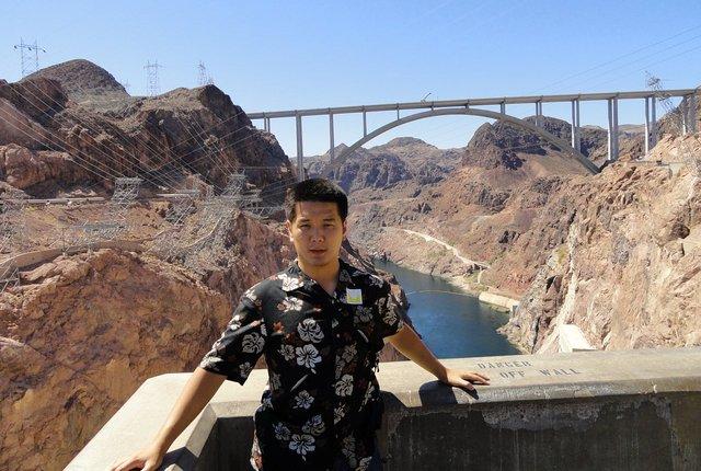 Плотина Гувера в США